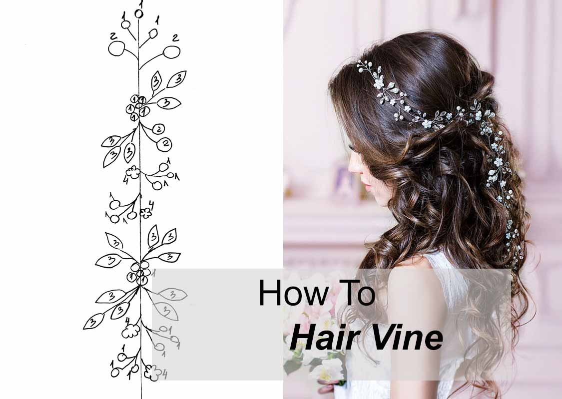 AnnLace - DIY Tutorials Hair Accessories, Hair Styles, Flowers and ...